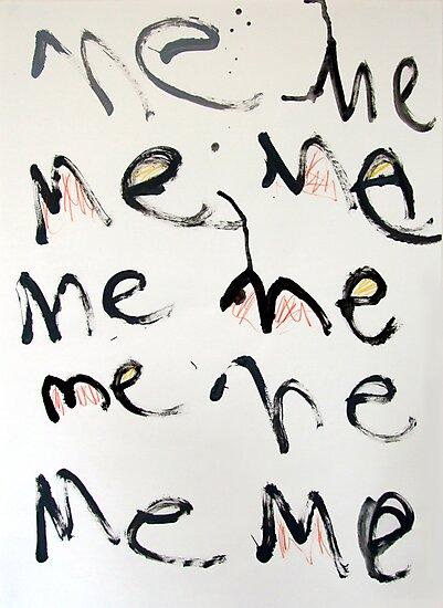 Me Me Me 7 by John Douglas