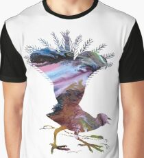 Lyrebird Graphic T-Shirt