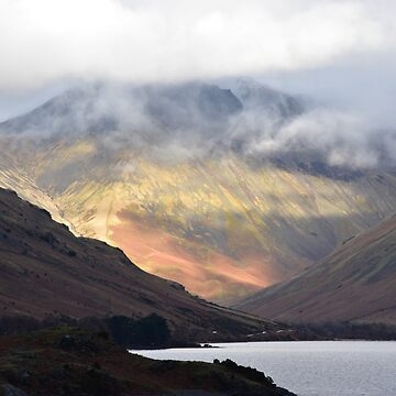 Great Gable - English Lake District by MikePaget