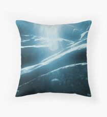 Mannum Falls  Throw Pillow