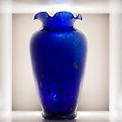 Blue Vase by Timothy Oon