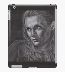 Kate Beckett - Kill shot iPad Case/Skin