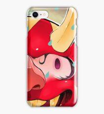 Evil Daruma iPhone Case/Skin