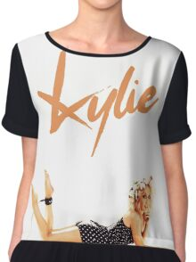 Surfer Kylie Chiffon Top