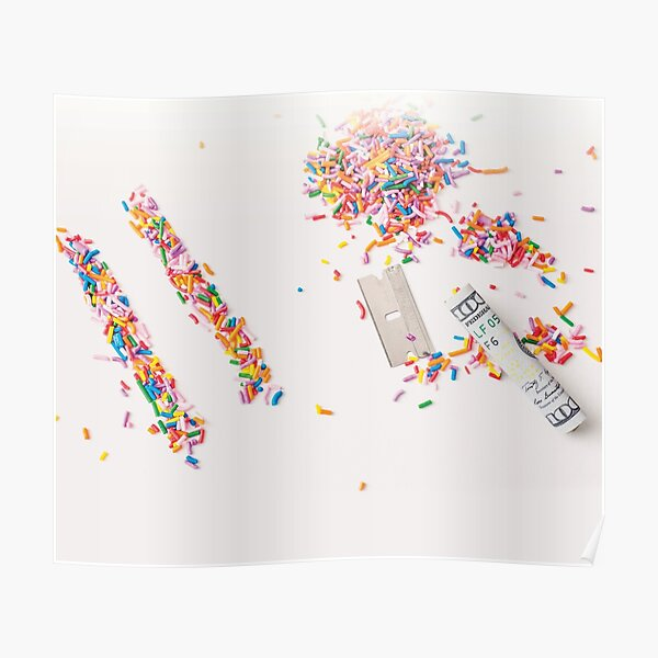 Sprinkle & Shine Poster