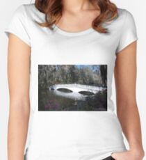Magnolia Place Plantation Women's Fitted Scoop T-Shirt