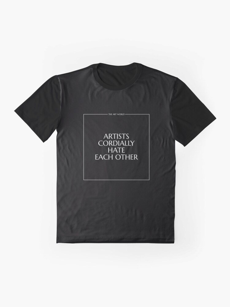 Alternate view of Artists (Ian) Graphic T-Shirt