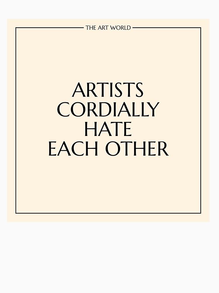 The Art World: Artists by PAUWL