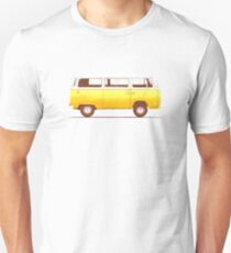 Yellow Van Unisex T-Shirt