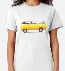 Camiseta clásica Van amarillo