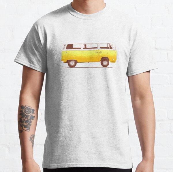Gelber Van Classic T-Shirt