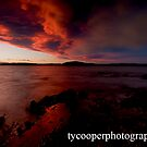 batemans beach nsw  by Ty Cooper