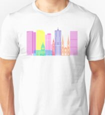 Denver V2 skyline pop Unisex T-Shirt