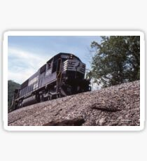 Norfolk Southern at High Fill Sticker