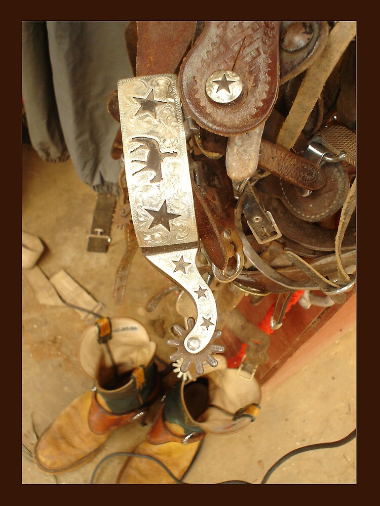 Boots and Spurs by Photo Rangers