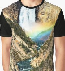 Artist Point - Yellowstone National Park Graphic T-Shirt