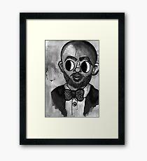 michael k. williams Framed Print