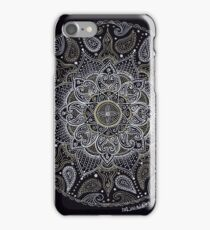 Rich Paisley Mandala iPhone Case/Skin