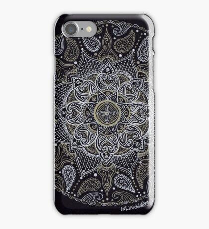 Rich Paisley Mandala iPhone Case/Skin