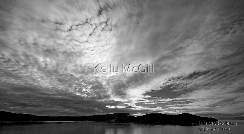 Dennes Point - Bruny Island by Kelly McGill