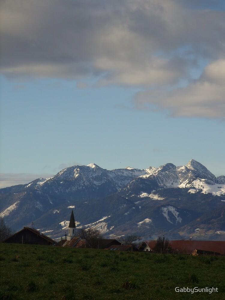 Mountain View by GabbySunlight