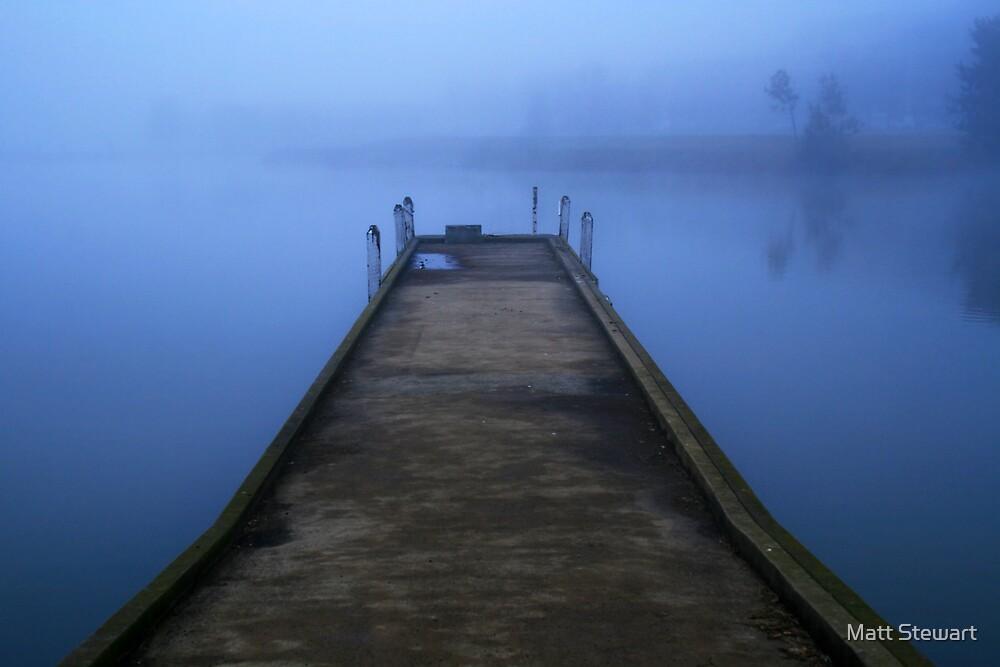 A winter morning by Matt Stewart
