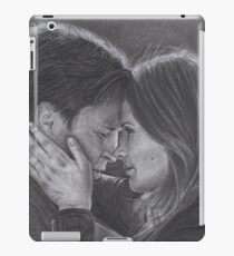 Castle and Beckett - Last battle iPad Case/Skin
