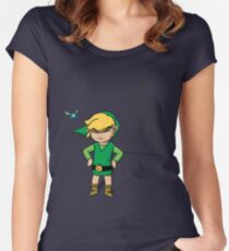 Forever Young Women's Fitted Scoop T-Shirt