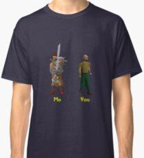 Me vs You Runescape Classic T-Shirt
