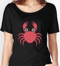 Big Crab Women's Relaxed Fit T-Shirt
