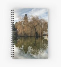Duck Pond Spiral Notebook