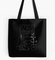nature whispers, and you listen. Tote Bag