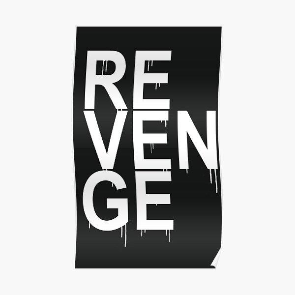 Revenge - Bodbeli Poster