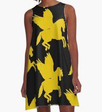 Pegasus gold  A-Line Dress