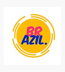 Brazil! Photographic Print