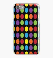 Rainbow Spots iPhone Case/Skin