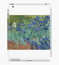 Irises by Vincent van Gogh iPad Case/Skin