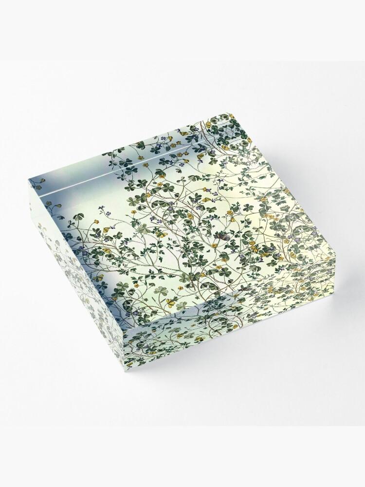 Alternate view of Entropy Acrylic Block