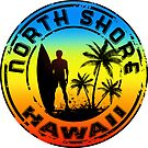 Surfing North Shore Hawaii Oahu Surf Surfboard Waves Surfer by MyHandmadeSigns