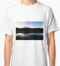 Reflections Lake - Mt Rainier National Park Classic T-Shirt