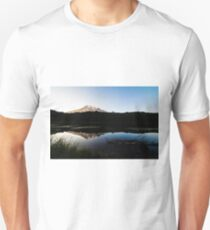 Reflections Lake - Mt Rainier National Park Unisex T-Shirt