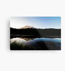 Reflections Lake - Mt Rainier National Park Metal Print