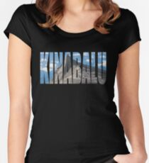 Kinabalu Women's Fitted Scoop T-Shirt