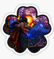 League of Legends - Sona Gugin Sticker