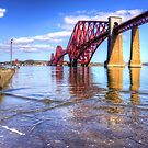 The view from the Hawes Pier by Tom Gomez