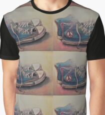 Still life of CND trainers Graphic T-Shirt