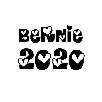 Bernie Sanders for President 2020 by emimarie