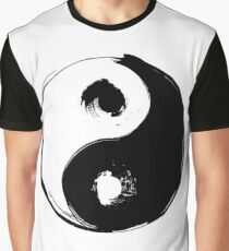 Yin Yang Graphic T-Shirt