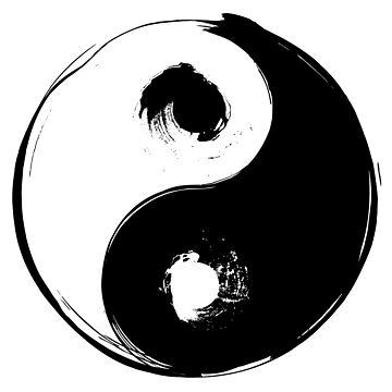 Yin Yang by sjrollings