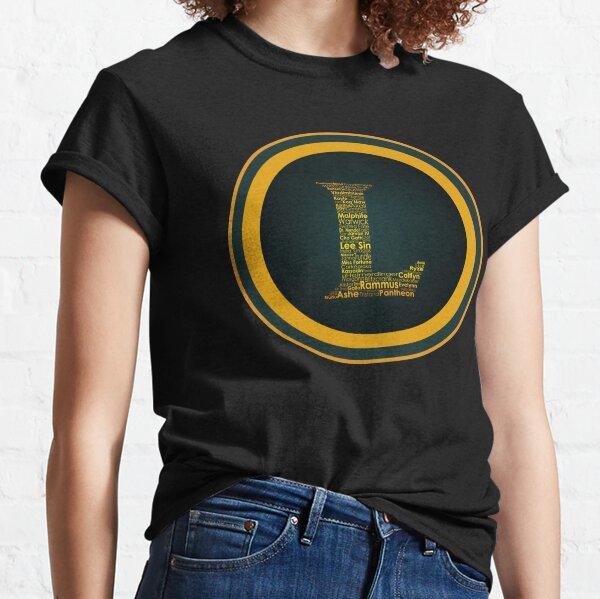 League of Legends - Logotipo Camiseta clásica